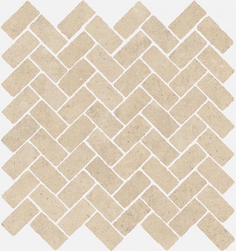 Керамическая мозаика Italon Room Beige Stone Cross 620110000097 29,7х31,5 см