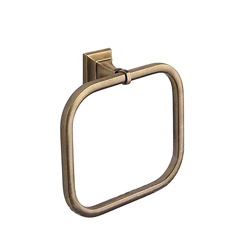 Кольцо для полотенец Colombo Design Portofino B Бронза