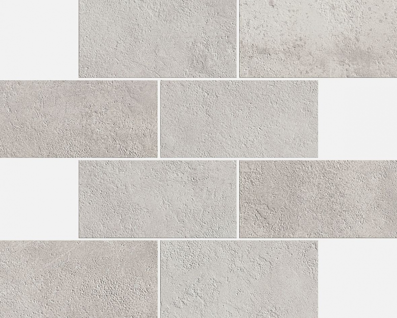 Керамический декор Italon Millenium Silver Mini Brick 610110000417 30х30 см