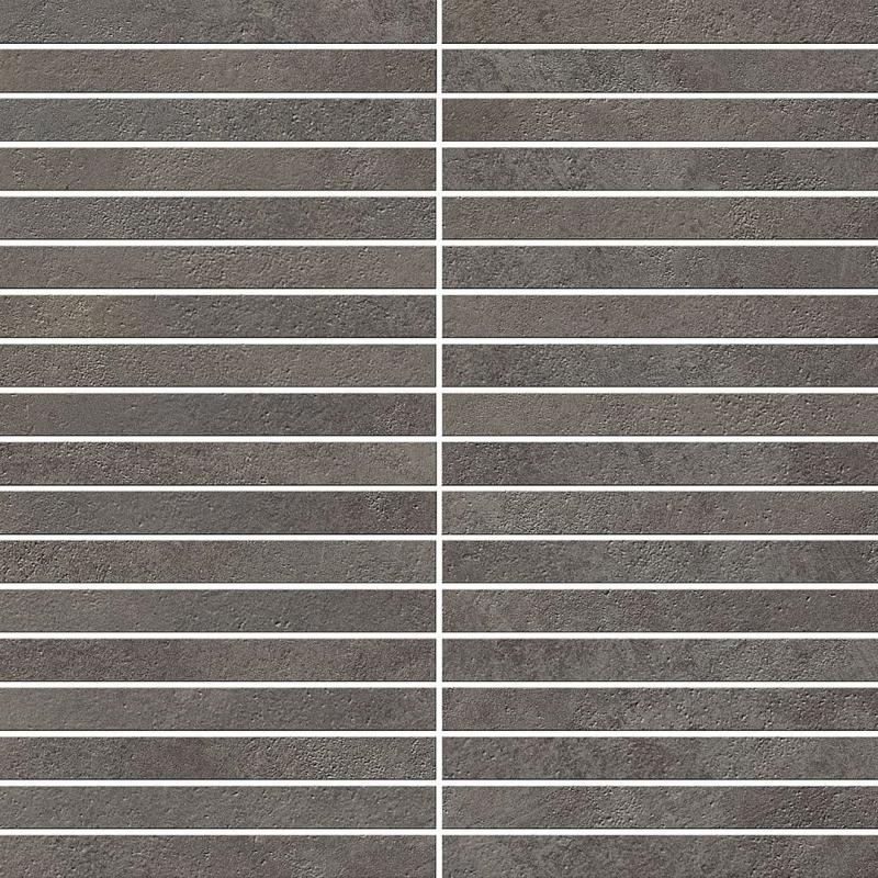 Керамическая мозаика Italon Millenium Black Strip 610110000414 30х30 см