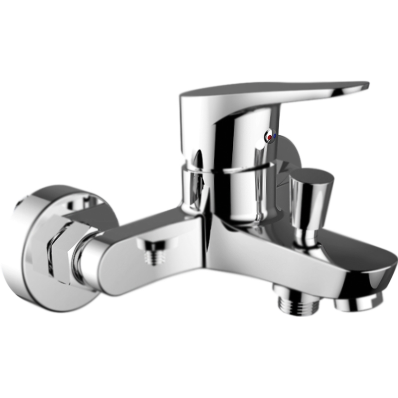 Cмеситель для ванны Clever Start Urban 98612 Хром