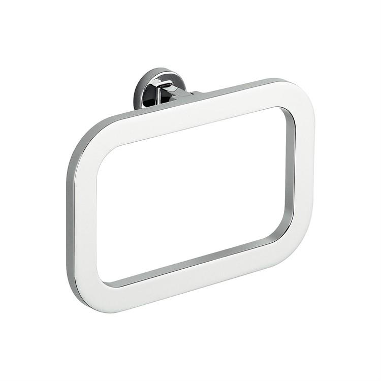 Кольцо для полотенец Colombo Design Nordic B5231 Хром