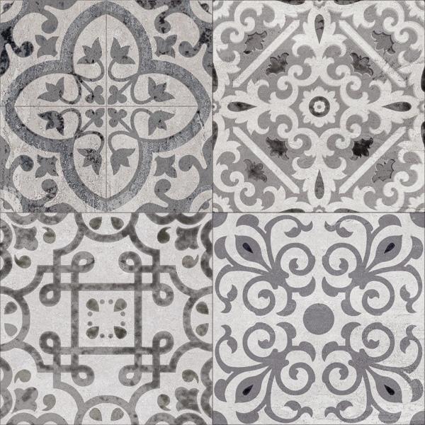 Керамогранит Venis Vintage Silver-A 59,6х59,6 см
