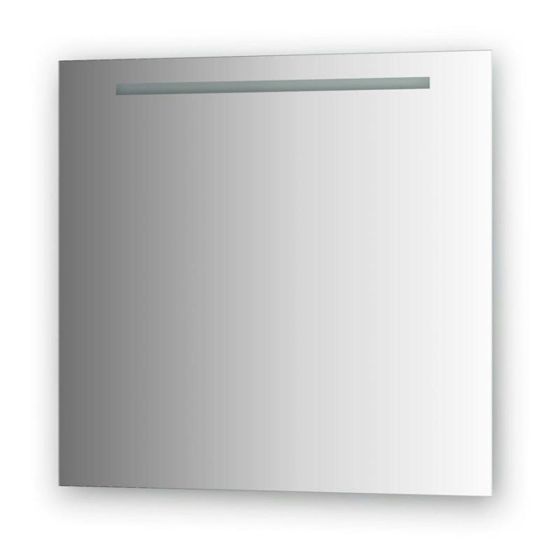 Зеркало Evoform Ledline 75х80 с подсветкой