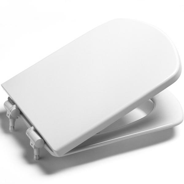 Крышка-сиденье для унитаза Roca Dama Senso 801511004 Белая без микролифта фото