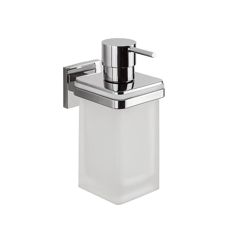 Дозатор для жидкого мыла Colombo Design Basic Q B9337 Хром
