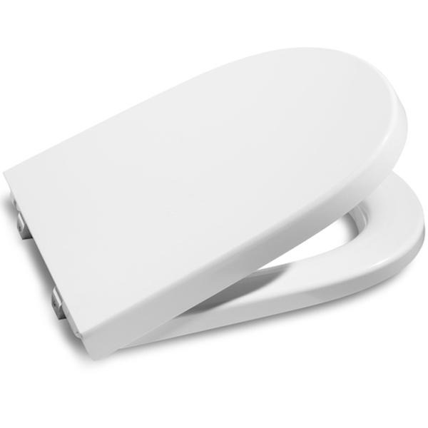 Крышка-сиденье для унитаза Roca Meridian 8012AB004 Белая без микролифта фото