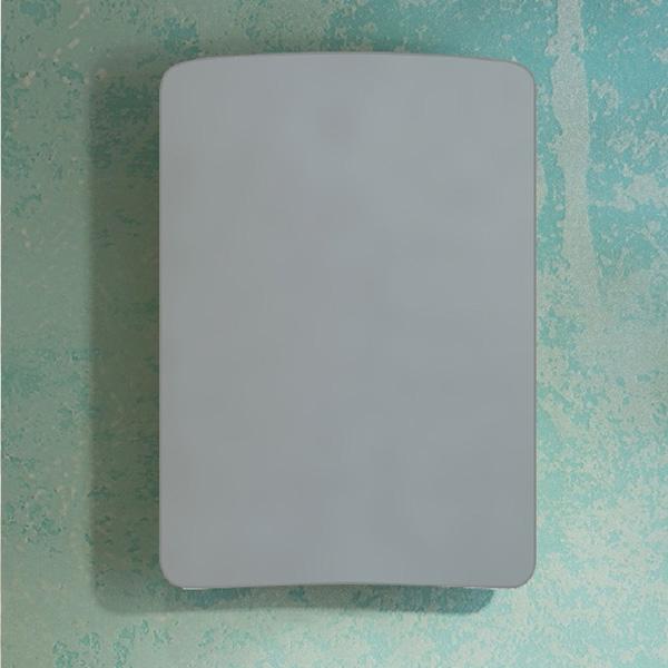 Зеркальный шкаф Velvex Iva 60 Белый