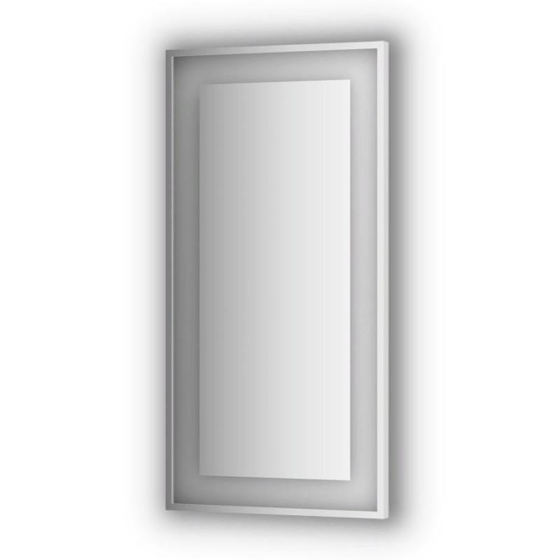 Зеркало Evoform Ledside 120х60 Сталь