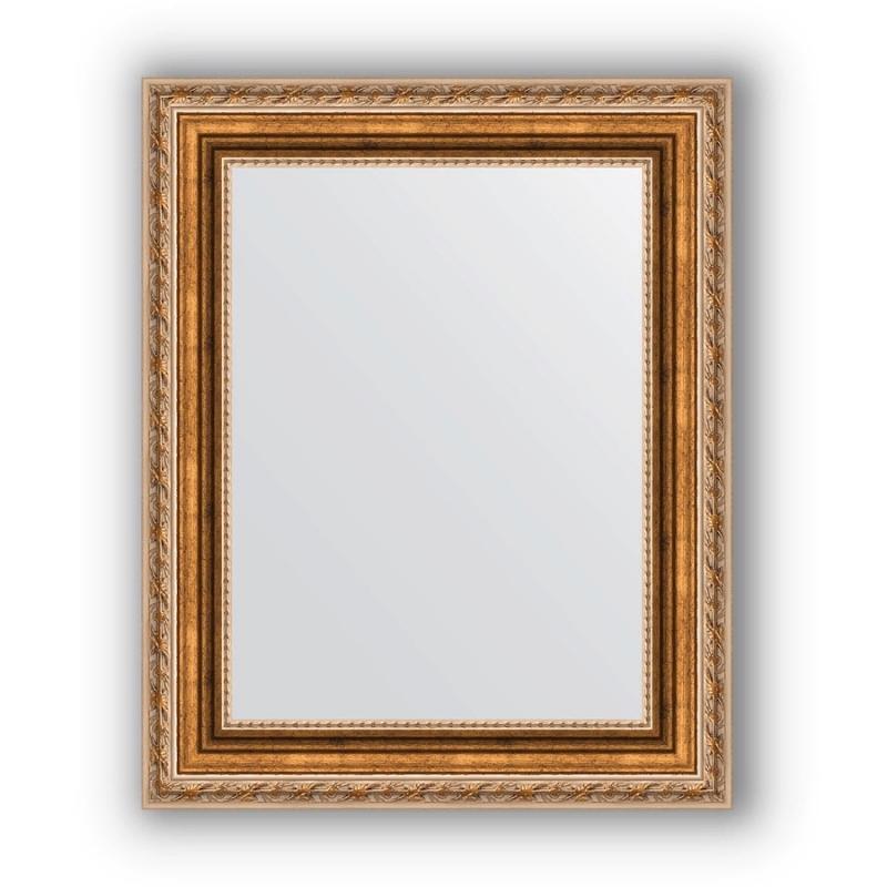 Фото - Зеркало Evoform Definite 52х42 Версаль кракелюр зеркало evoform definite 95х75 версаль кракелюр