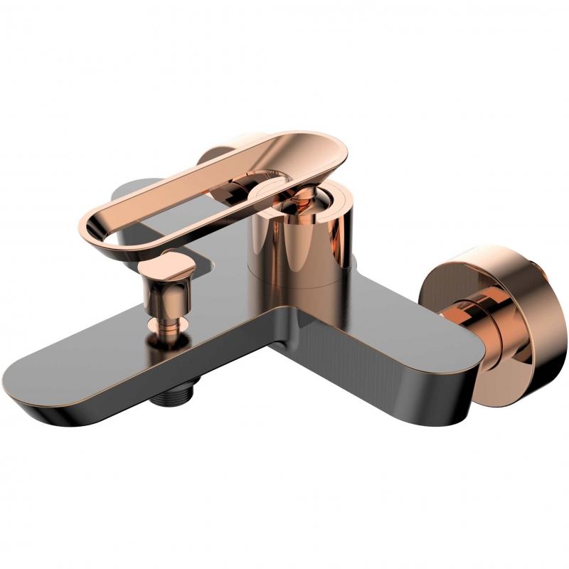 Фото - Смеситель для ванны Bien Hermes BB01009404 ORB Розовое золото смеситель для кухни bien hermes be11009408 хром розовое золото