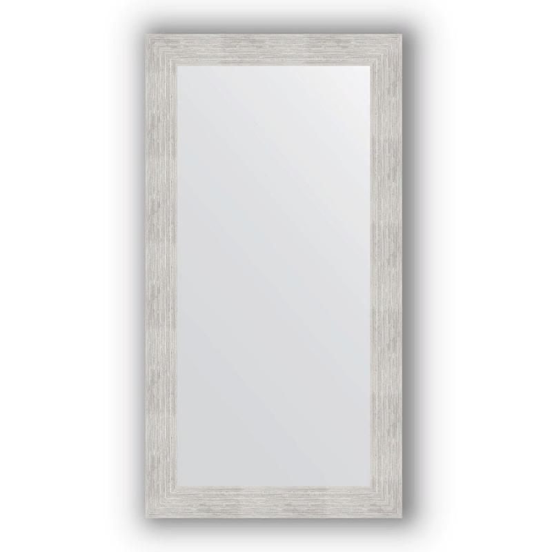 Зеркало Evoform Definite 106х56 Серебряный дождь фото
