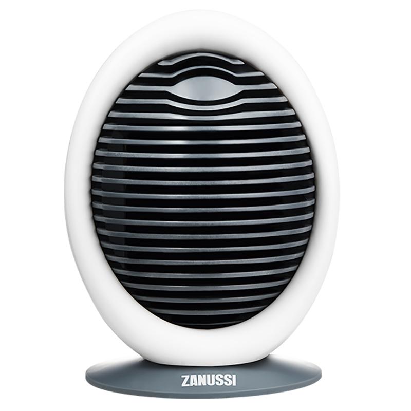 Тепловентилятор Zanussi ZFH/C-405 Серый светлый цена и фото