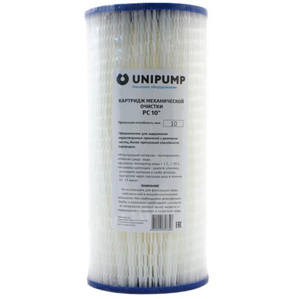 Картридж для магистральной сети Unipump Big Blue РС 14308 5 мкм