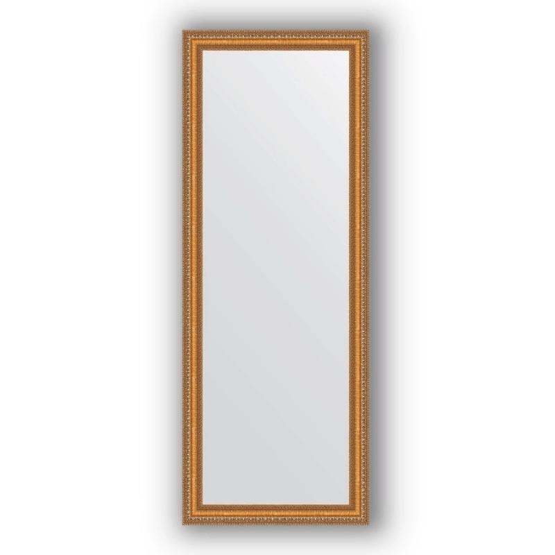 Зеркало Evoform Definite 145х55 Бронзовые бусы на дереве