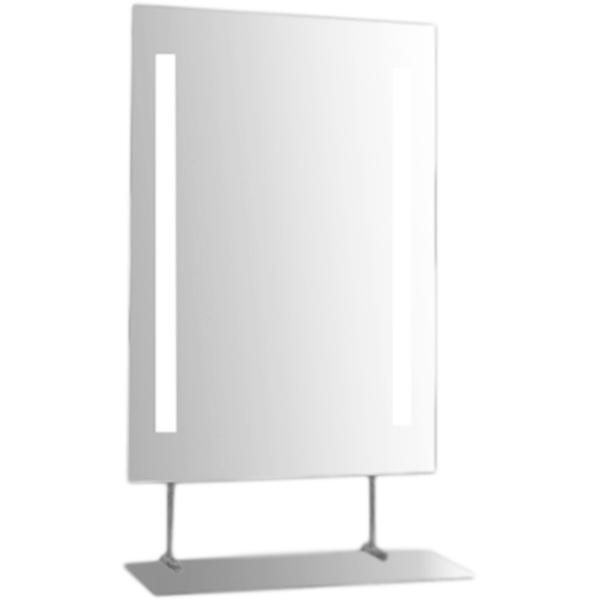 Зеркало WeltWasser Sofie 60x100 с подсветкой и динамиками Хром