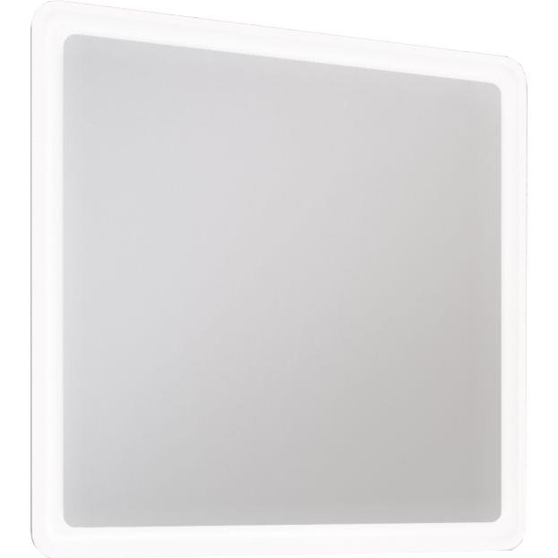Зеркало SanVit Армония 80 с подсветкой с сенсорным выключателем зеркало sanvit кубэ 60 с подсветкой с сенсорным выключателем