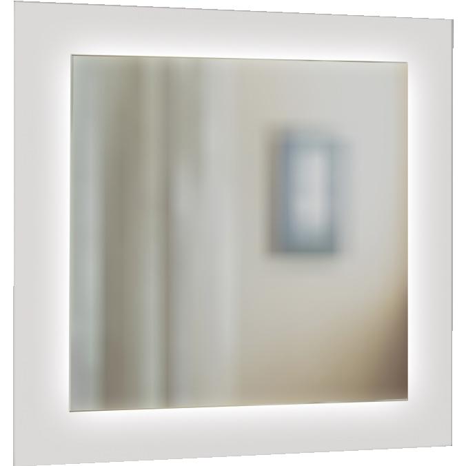 Зеркало SanVit Ливинг 80 с подсветкой без выключателя beaphar ошейник от блох и клещей flea