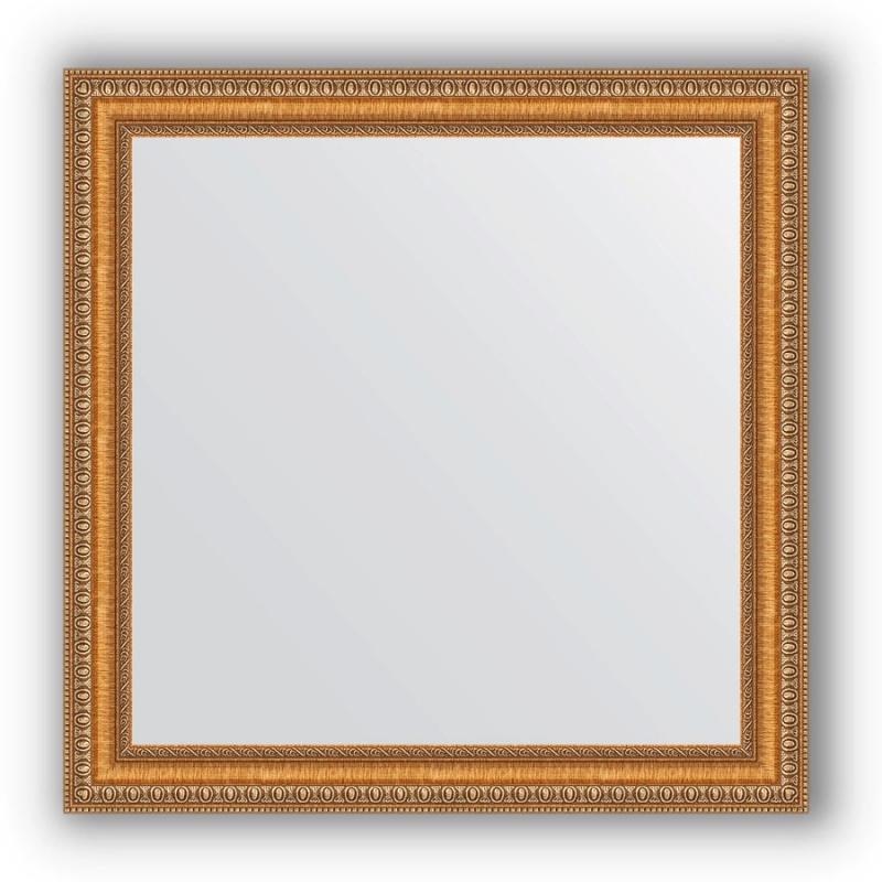 Фото - Зеркало Evoform Definite 65х65 Версаль кракелюр зеркало evoform definite 95х75 версаль кракелюр