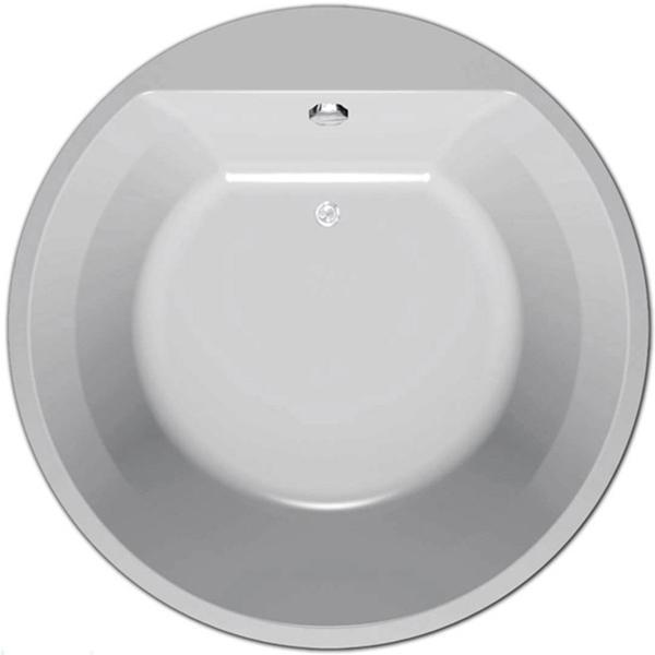 Vivo 160x160 StandartВанны<br>Акриловая ванна Kolpa San Vivo 160x160.<br>Изящная круглая ванна с плавными линиями украсит любую ванную комнату.<br>Материал: акрил. Отличается прочностью и имеет гладкую поверхность без пор, что препятствует размножению бактерий и облегчает уход за ванной.<br>Размер: 160x160x67 см.<br>Конструкция: на каркасе.<br>Система гидромассажа: <br>6 форсунок Midi-Jet.<br>Пневматическое управление.<br>Регулятор подачи воздуха в гидросистему.<br>Особенности: <br>Усиленный каркас.<br>Ванна имеет увеличенную глубину, что позволяет с комфортом расположиться одному или двум людям.<br>Безупречное качество, подтвержденное европейским сертификатом.<br>В комплекте поставки: ванна с каркасом, слив-перелив click-clack.<br>