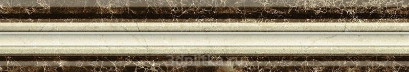Керамический бордюр Mayolica Versailles Moldura 5х28 см керамический бордюр mayolica versailles cenefa 10х28 см