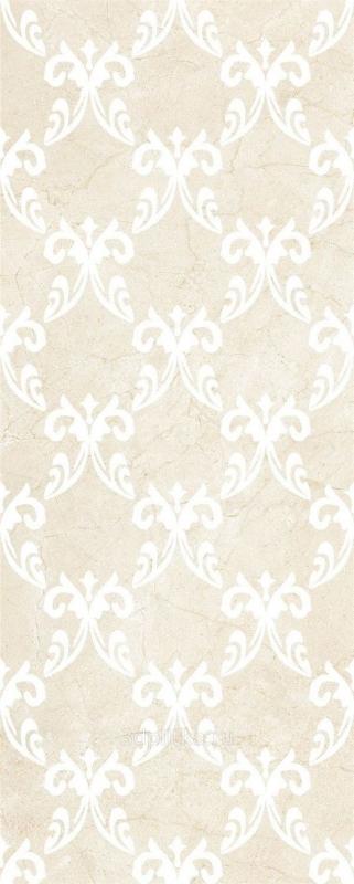 Керамический декор Mayolica Versailles Crema 28х70 см керамический бордюр mayolica versailles cenefa 10х28 см