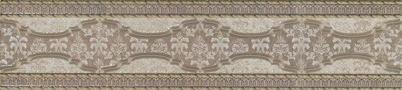 Керамический бордюр El Molino Davos Cenefa Bone №1 10х45 см