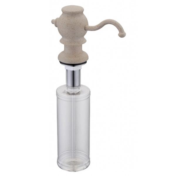 Дозатор для жидкого мыла ZorG ZR-24 КВАРЦ Кварц дозатор для жидкого мыла zorg zr 24 cr хром