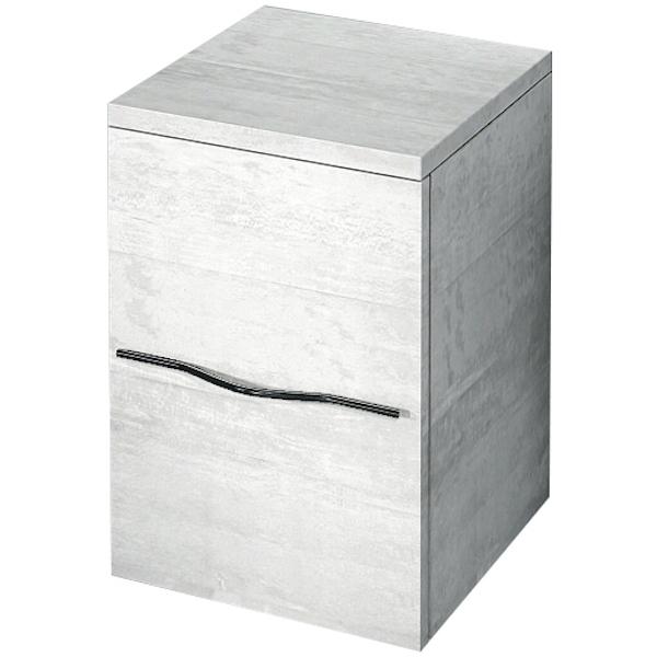 Шкаф пенал Какса-А Кристалл 30 003998 подвесной Белый шкаф пенал какса а спектр 30 004276 подвесной белый