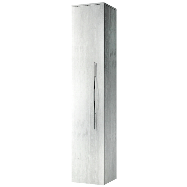 Шкаф пенал Какса-А Кристалл 30 003991 подвесной Белый шкаф пенал какса а спектр 30 004276 подвесной белый