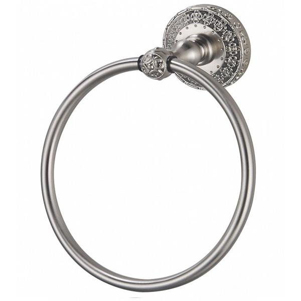цена на Кольцо для полотенец ZorG SL AZR 11 SL Серебро