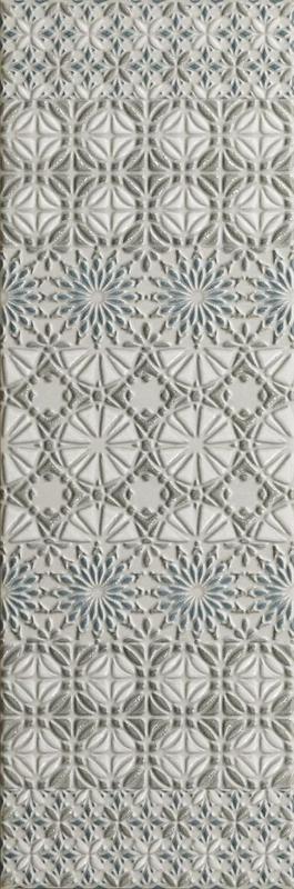 Керамический декор El Molino Yute Trivial Perla 25х75 см