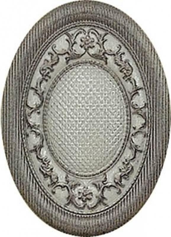 Керамическая вставка El Molino Yute Medallon Bronce-Beige 10х14 см