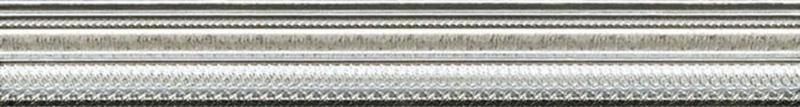 Керамический бордюр El Molino Yute Moldura Plata-Perla 3,5х25 см цена