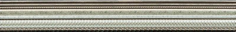 Керамический бордюр El Molino Yute Moldura Bronce-Beige 3,5х25 см