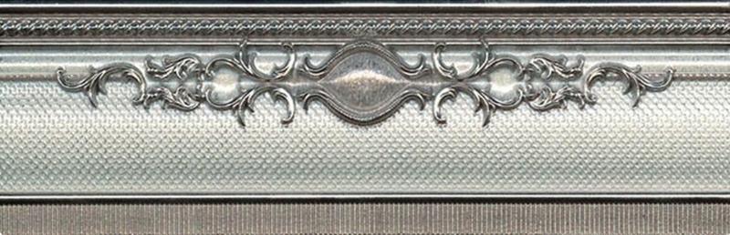 Керамический бордюр El Molino Yute Cenefa Bronce-Beige 8х25 см