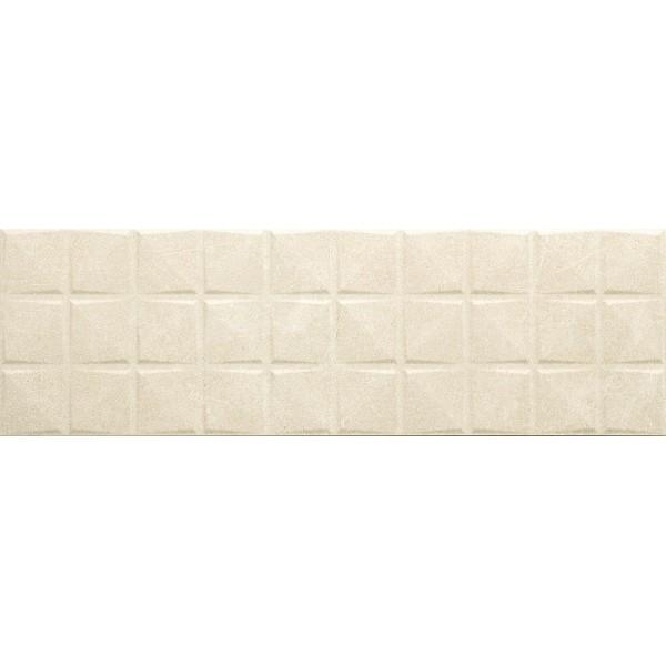Керамическая плитка Cifre Materia Delice Ivory настенная 25х80 см керамическая плитка cifre alchimia 2 decor glaciar настенная 7 5x30см