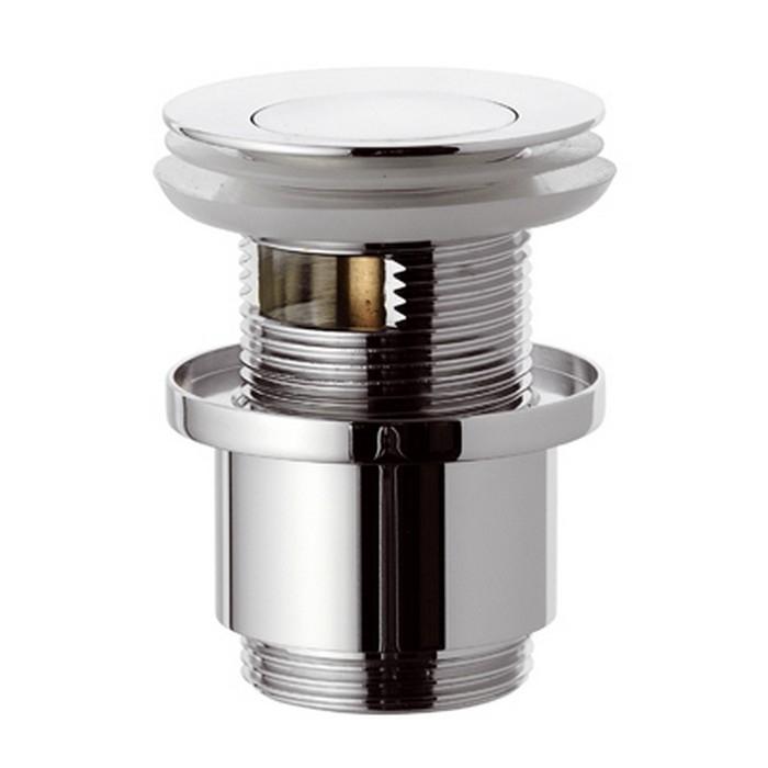 Фото - Донный клапан Remer 906CC2 Хром донный клапан remer 904cc114