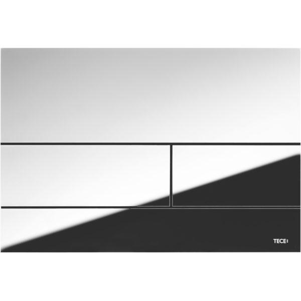 Кнопка смыва Tece Square II 9240831 для унитаза Хром глянцевый