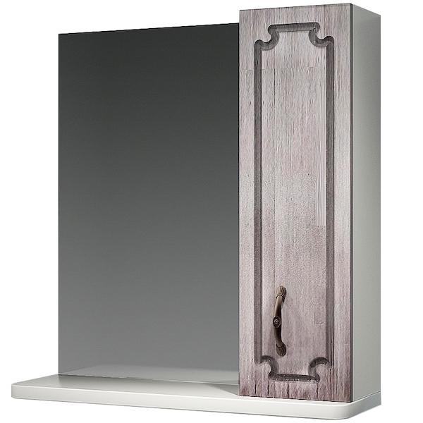Зеркальный шкаф Какса-А Патина 65 003985 Седой зеркальный шкаф какса а патина 83 003986 седой