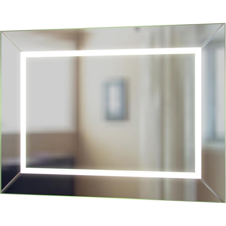 Зеркало SanVit Кристалл 120 с подсветкой с клавишным выключателем