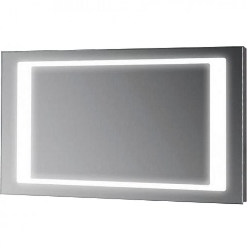 Зеркало SanVit Дорадо 100 с подсветкой с кнопочным выключателем зеркало sanvit андромеда 50 с подсветкой с кнопочным выключателем