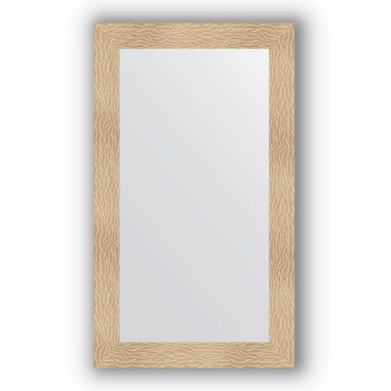Зеркало Evoform Definite 120х70 Чеканка золотая