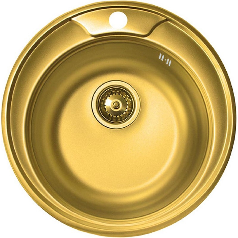 Кухонная мойка ZorG Bronze Штам SZR-510 XL-BRONZE Бронза ghs strings vn xl vintage bronze