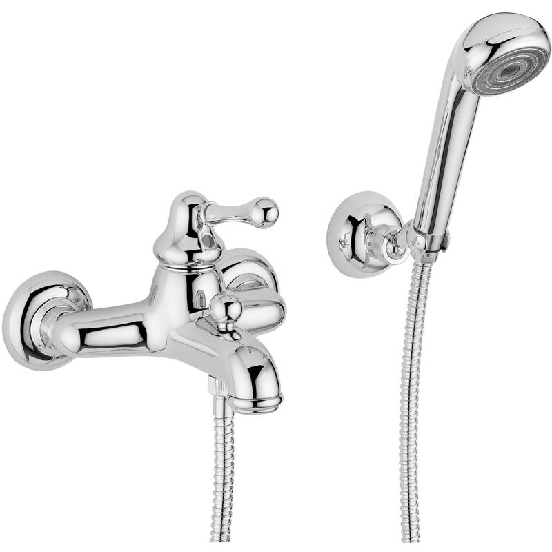 Смеситель для ванны Bugnatese Maya 8902 CR (хром)
