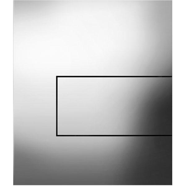 Кнопка смыва Tece Square Urinal 9242811 для писсуара Хром глянцевый
