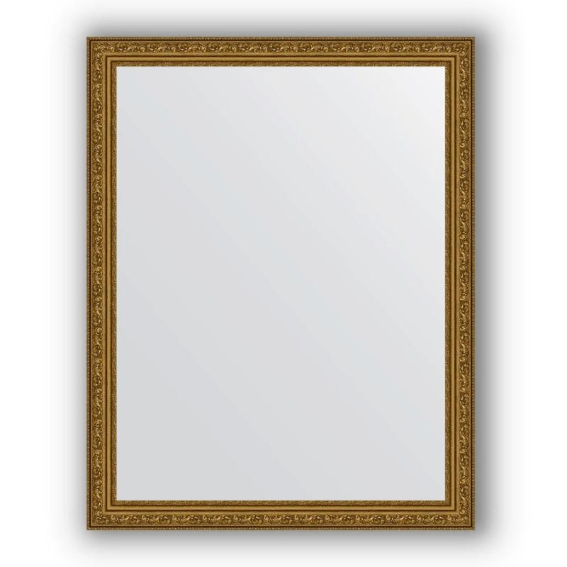 Зеркало Evoform Definite 94х74 Виньетка состаренное золото