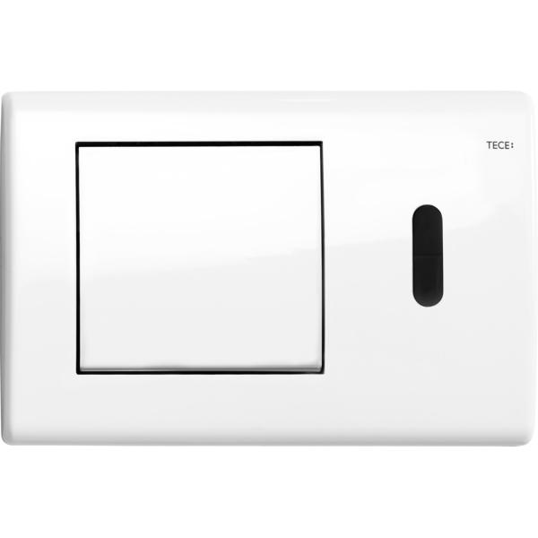 Кнопка смыва Tece Planus 6В 9240361 для унитаза Белая глянцевая кнопка tece planus 9240360