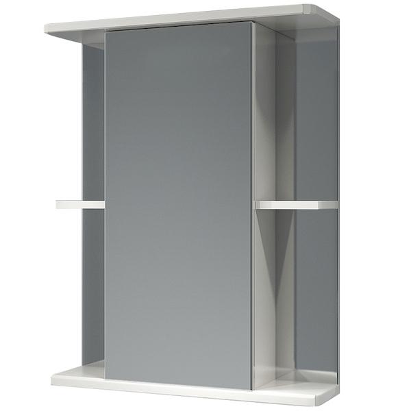 Зеркальный шкаф Какса-А Мадрид 55 003304 Белый