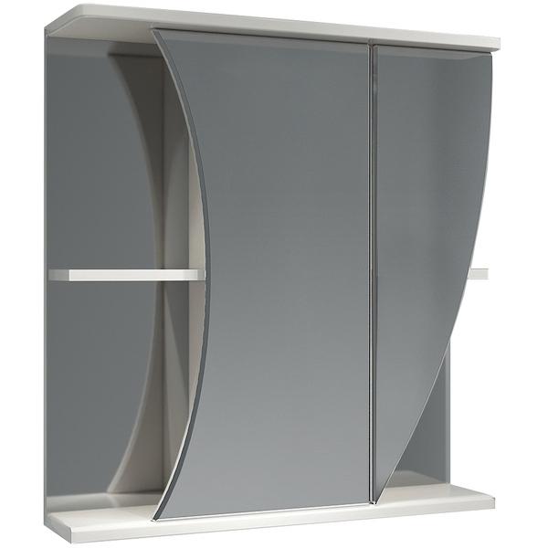 Зеркальный шкаф Какса-А Белла 65 R 003369 Белый